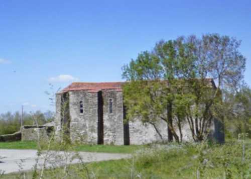 Chapelle du Temple de Coudrie