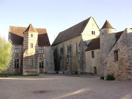 Maison du Temple de Coulommiers
