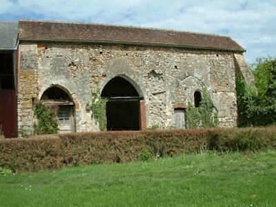 Maison du Temple de Coulours