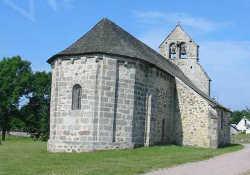 chapelle templière de Courteix