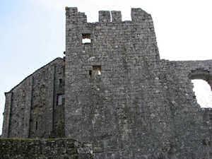 La Couvertoirade château des Templiers