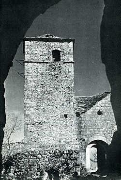 Eglise de la Couvertoirade