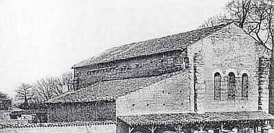Commanderie d'Ensigné en 1889