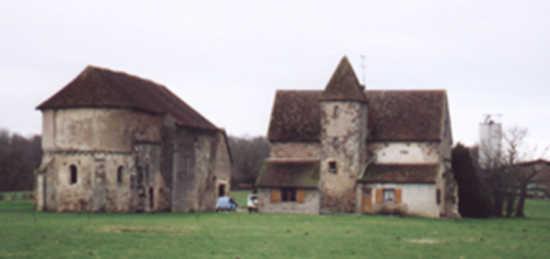 Maison du Temple Le Feuilloux