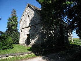 Chapelle de Fontenotte