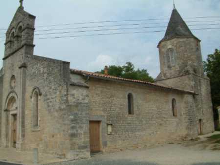 Eglise de Fouqueure