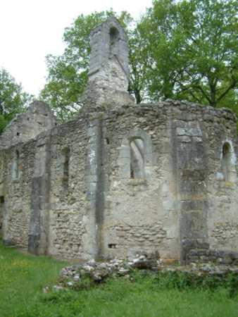 Chapelle de Fourches