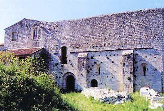 Chapelle du Temple de Jalès