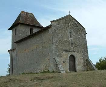 Chapelle du Temple de Jumilhac