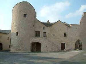 Maison du temple de La Cavalerie - image Jack Bocar