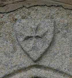 Croix templière La Garde-Roussillon