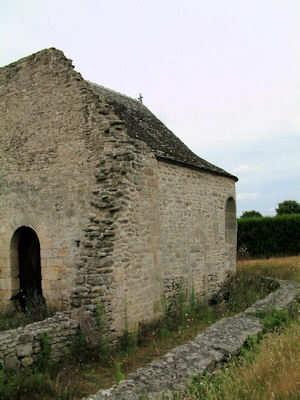 Chapelle de Lanouée