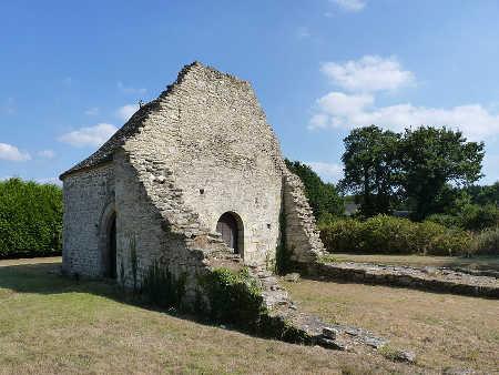 Maison du Temple de Lannouée