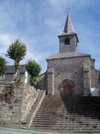 La Pouge, Eglise Saint-Georges