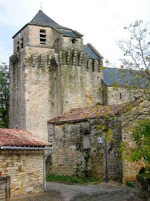 Maison du Temple de La Capelle-Livron