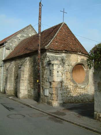 Laigneville - Chapelle du Temple