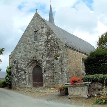 Chapelle de Lantiern, image Jack Bocar