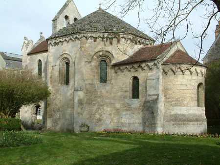Chapelle templière de Laon