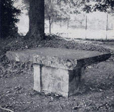 Laumusse pierre d'Autel
