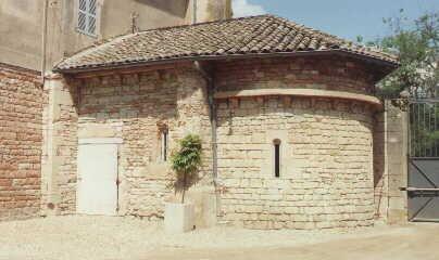 Chapelle de Laumusse