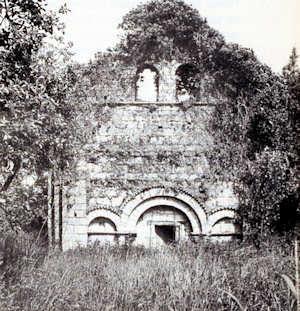 Le Mung, facade occidentale - Image M. Miguet