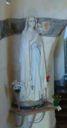 Lempzours Vierge