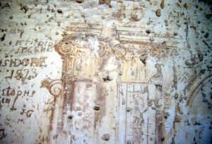 Chapelle templière de Libdeau