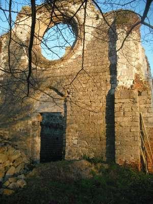 Chapelle du Temple de Libermont
