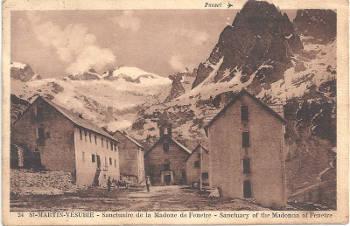 Sanctuaire de la Madone de Fenetre