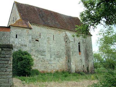 Chapelle de Marchesoif