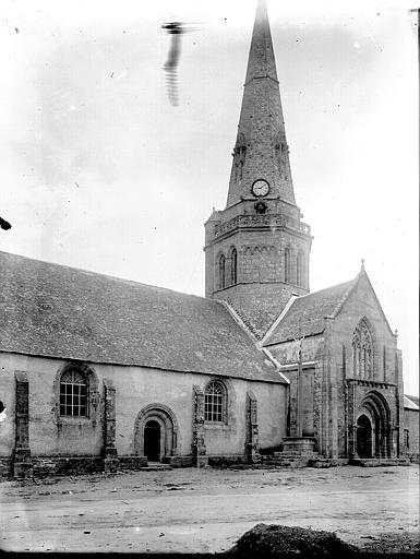 Eglise de Merlevenez - Bnf