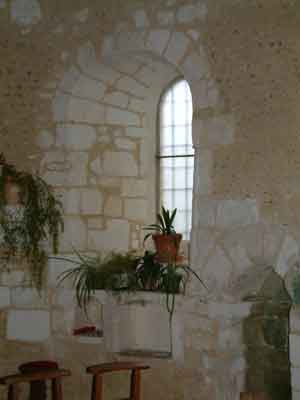 Chapelle templière de Mesnil-Sain-Loup