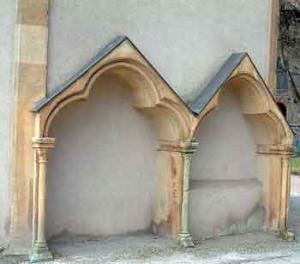 chapelle templière de Metz