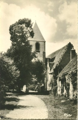 Eglise du Temple