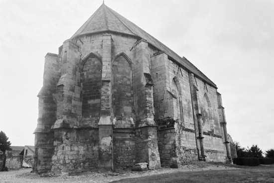 Chapelle de Mont-de-Soissons