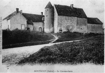 Commanderie de Montbouy