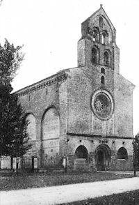 Eglise de Montsaunès