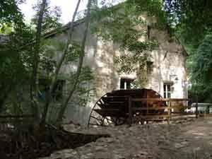 Moulin des Templiers - des Ruats