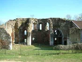 Chapelle templière de Mousson