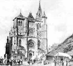 Eglise de Neubourg