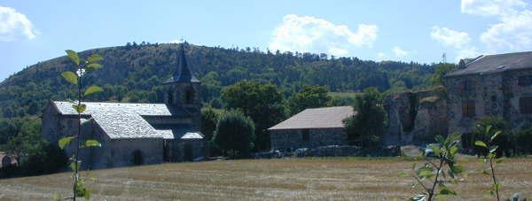 Eglise d'Olloix