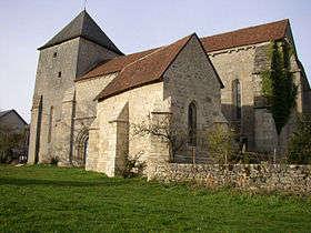 Eglise Saint Jean, Commanderie de Paulhac