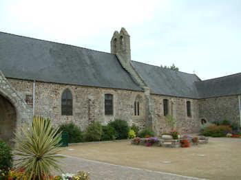 Chapelle de Plurien, image Jack Bocar