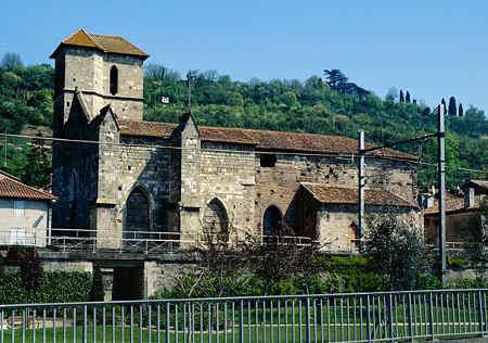 Eglise de Port-Sainte-Marie
