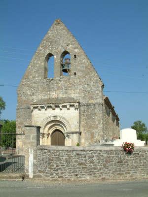 Eglise de Puch
