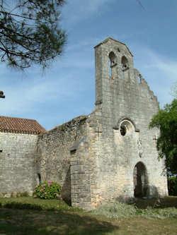 Chapelle de Puymartin - Image Jack Bocar