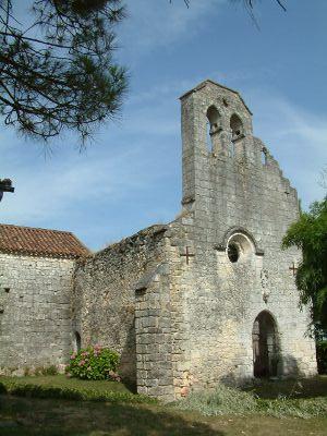 chapelle de l'ancienne commanderie