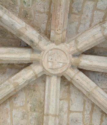 Chapelle de la commanderie de Puymartin