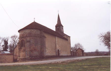 Eglise du Temple de Rimondeix