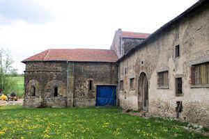 Maison du Temple de Xugney